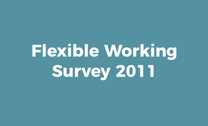 Flexible Working Survey