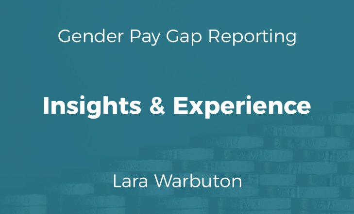 Gender Pay Gap: Company Insights (Slides)