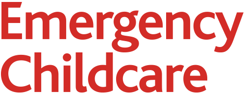 Emergency Childcare Logo
