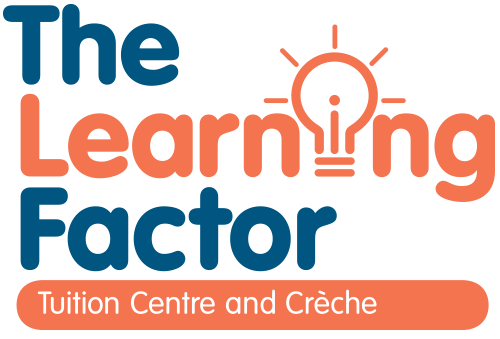 The Learning Factor Logo